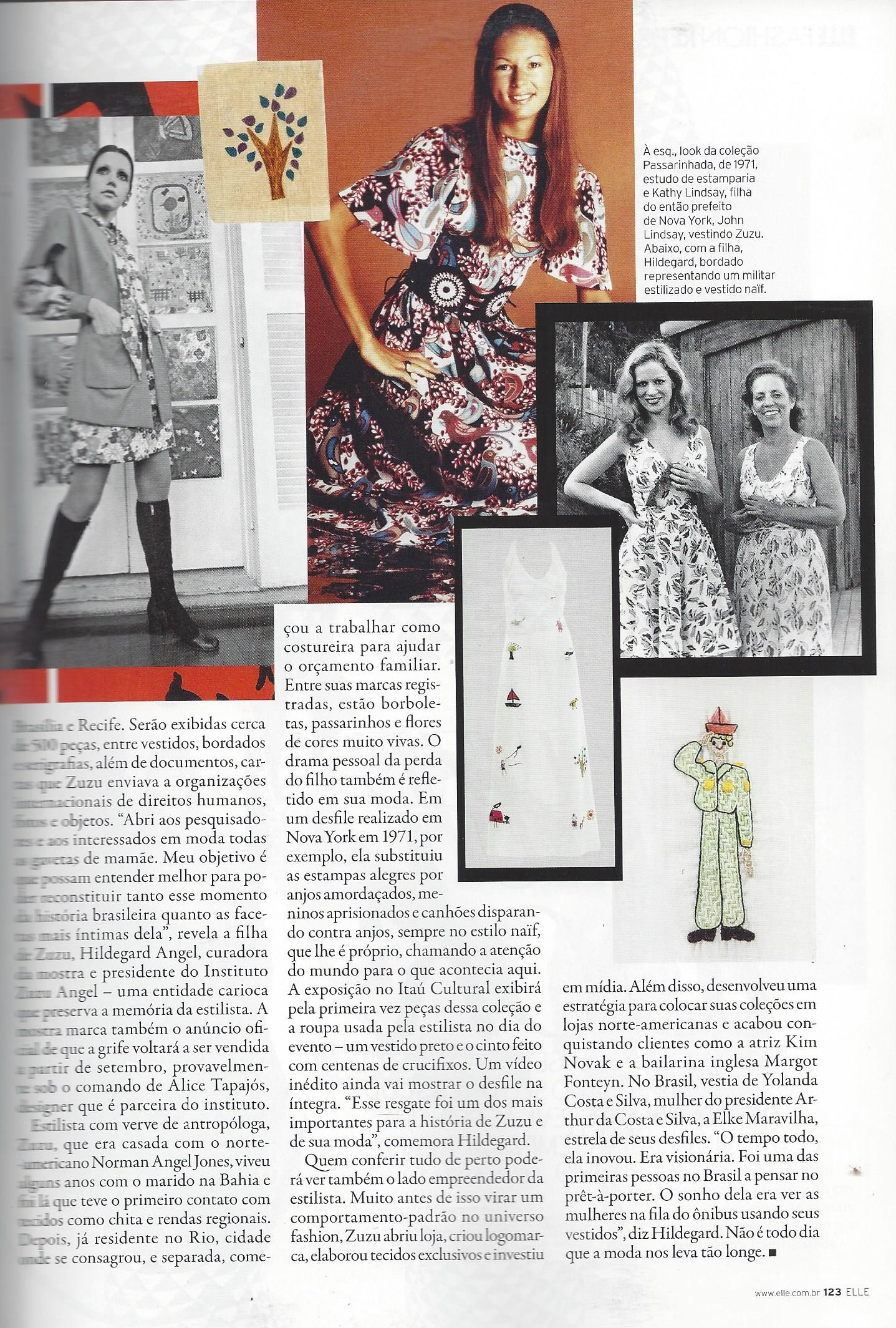 clipping Elle pt 2