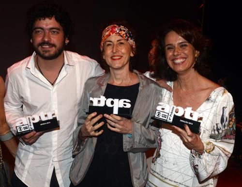 APTR-DSC_2131    Ricco Vianna  Bel Garcia e Susana Ribeiro