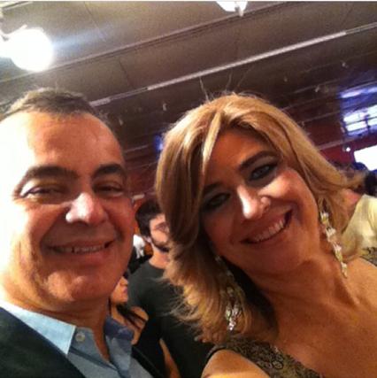 Zuzu-foto 5-Gerardo e Patricia Rabello