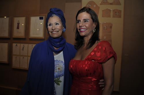 Zuzu_Gisela Amaral e Narcisa Tamborindegui_1