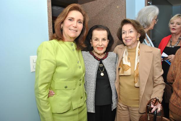 A. RUTH NISKIER BERTHA MENDES DE SOUZA HARILDA LARRAGOITE