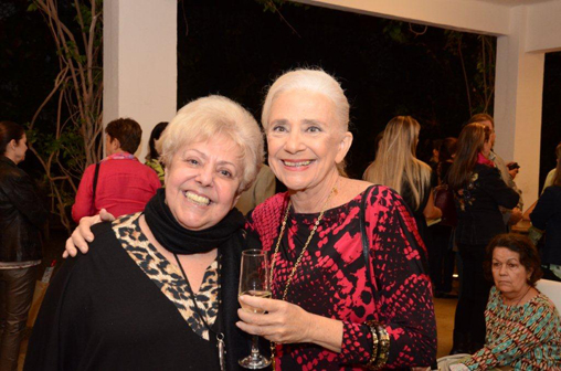 As irmãs Gilda e Marta Novis