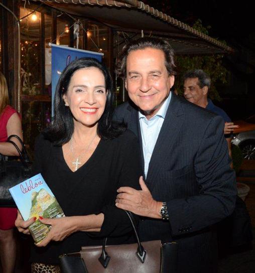 Liliana Rodriguez e Nestro Rocha