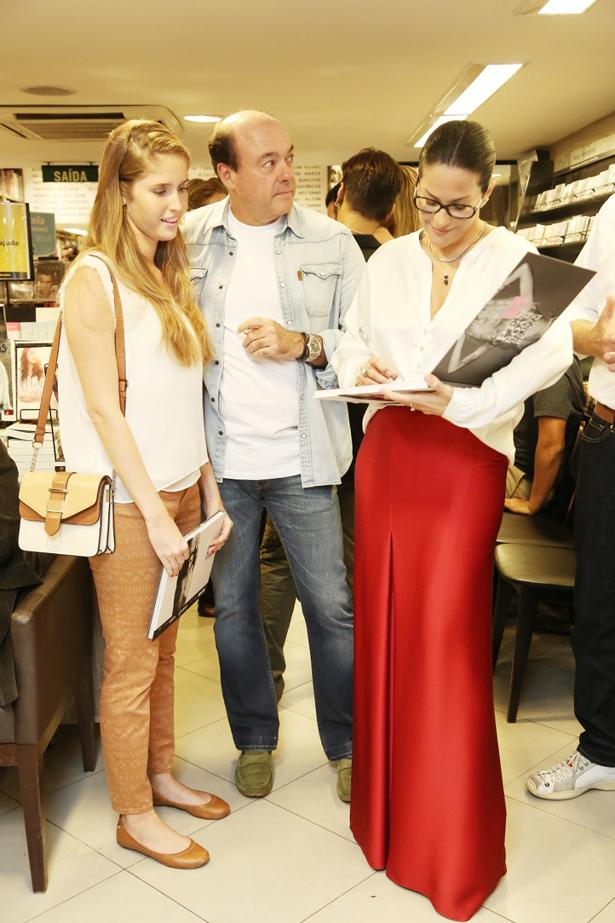 Monique e Jose Paulo Ferraz com Paula Klien