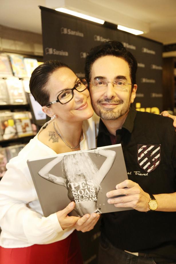 Paula Klien e Alexandre Murucci