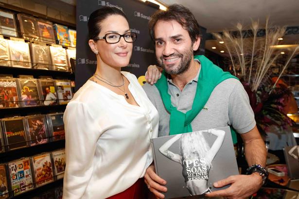 Paula Klien e Beto Silva