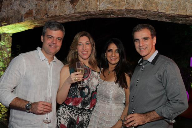 Alexandre Braile   Denise Braile   Leonardo Jassus   Elisangela Valadares (1)