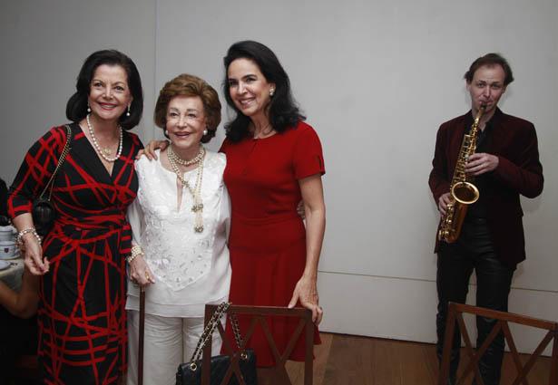 _MG_0456 SONIA ROMANO   ROSINAH MEIRELES  JOY Garrido e o musico felipe schimitt