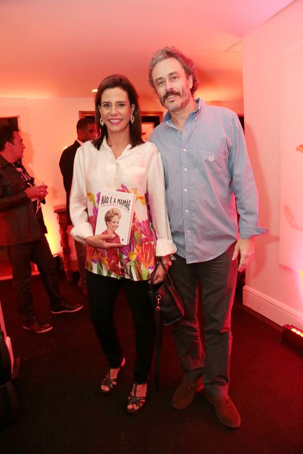 Narcisa Tamborindeguy e Guilherme Fiuza8594