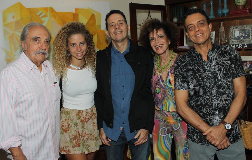 IMG_4682 Os Celidonio, Jose Hugo, Carolina,Mario Sergio, Maria Alice e Geraldo.