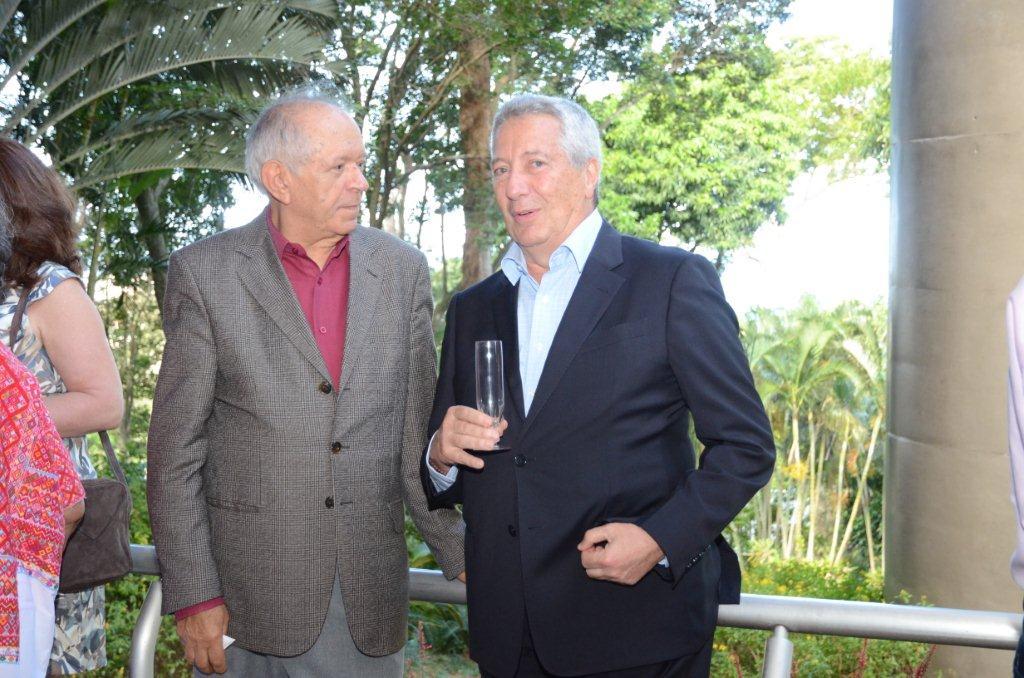 Levinson Antonio Torres e Paulo Rocco