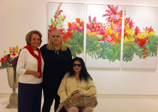 _CL Rosa Cordeiro Guerra, Beth Winston e CarmenMayrink Veiga