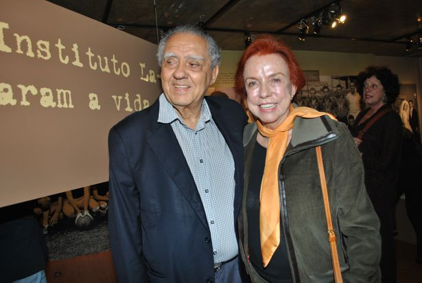 Niskier LUIZ CARLOS BARRETO E LUCY BARRETO