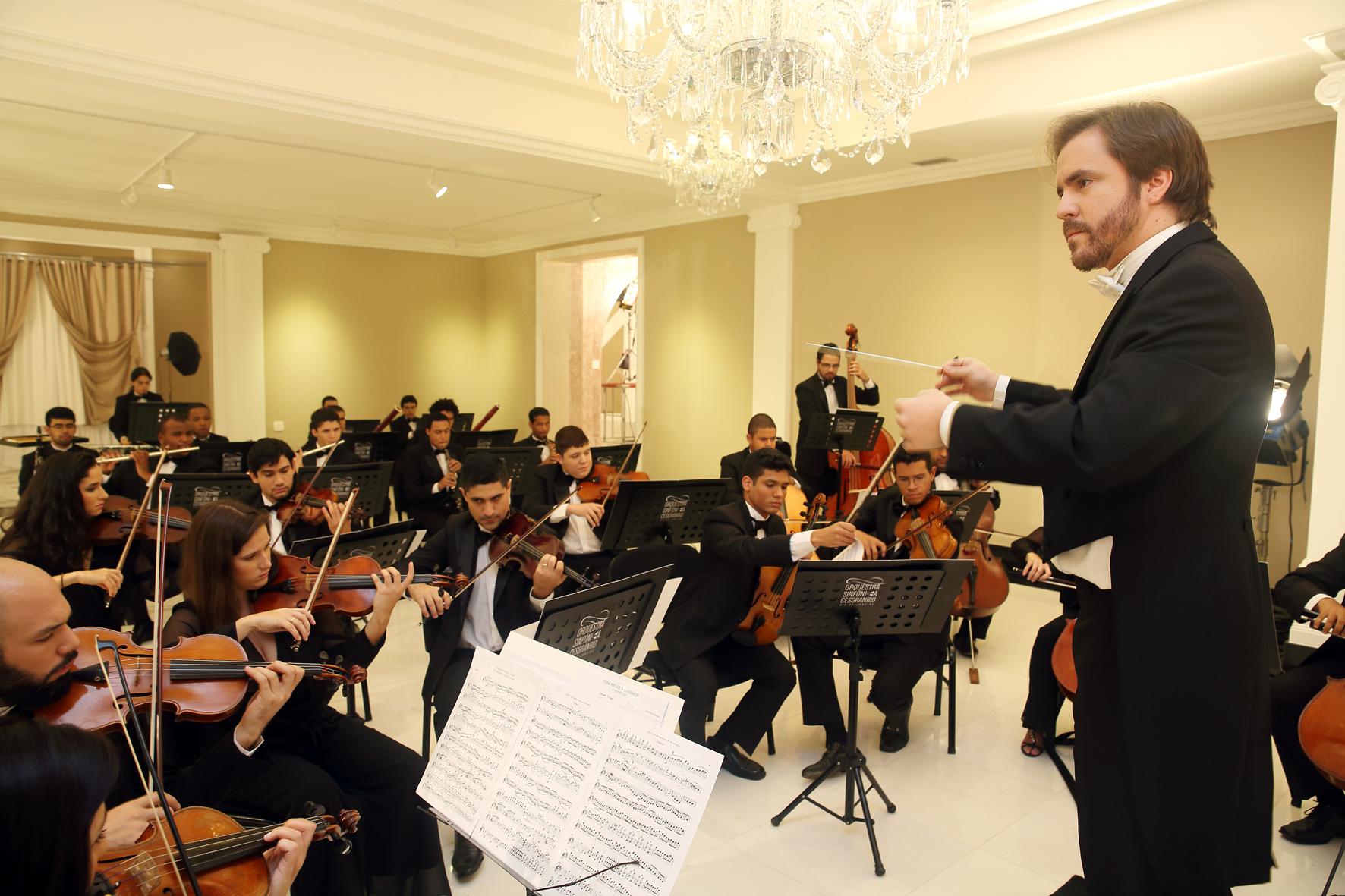 orquestra Sinfônica  da Fundação Cesgranrio