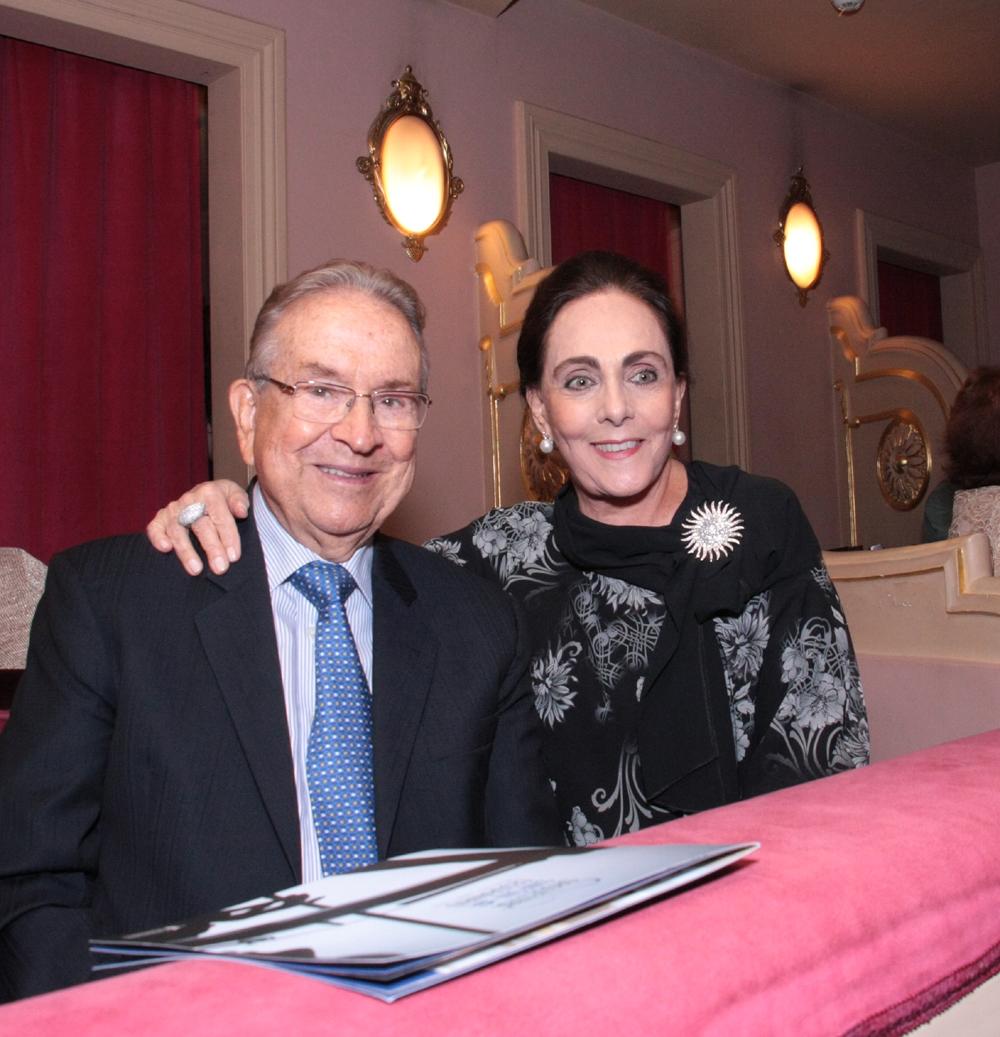 Heitor e Lilian Gurgulino