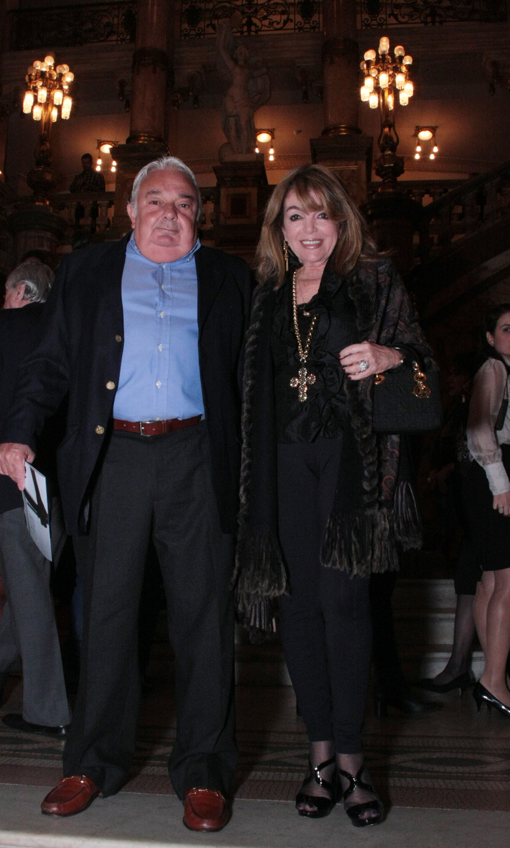 Sonia e Antonio Henrique Simonsen