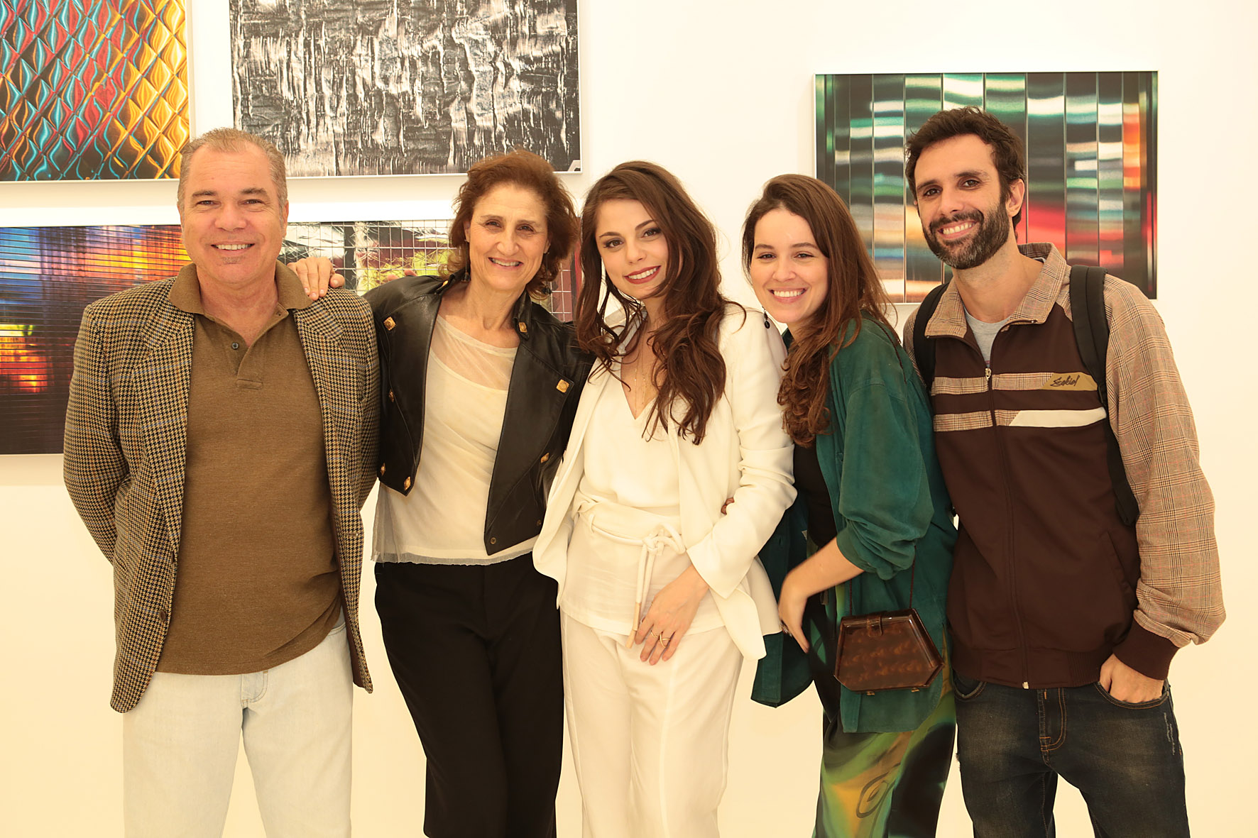 Raul Carvalho, Monica de Figueiredo, Patricia Thompson, Luli Carvalho e Pedro Richaid_AGi9_Reginaldo Teixeira_p
