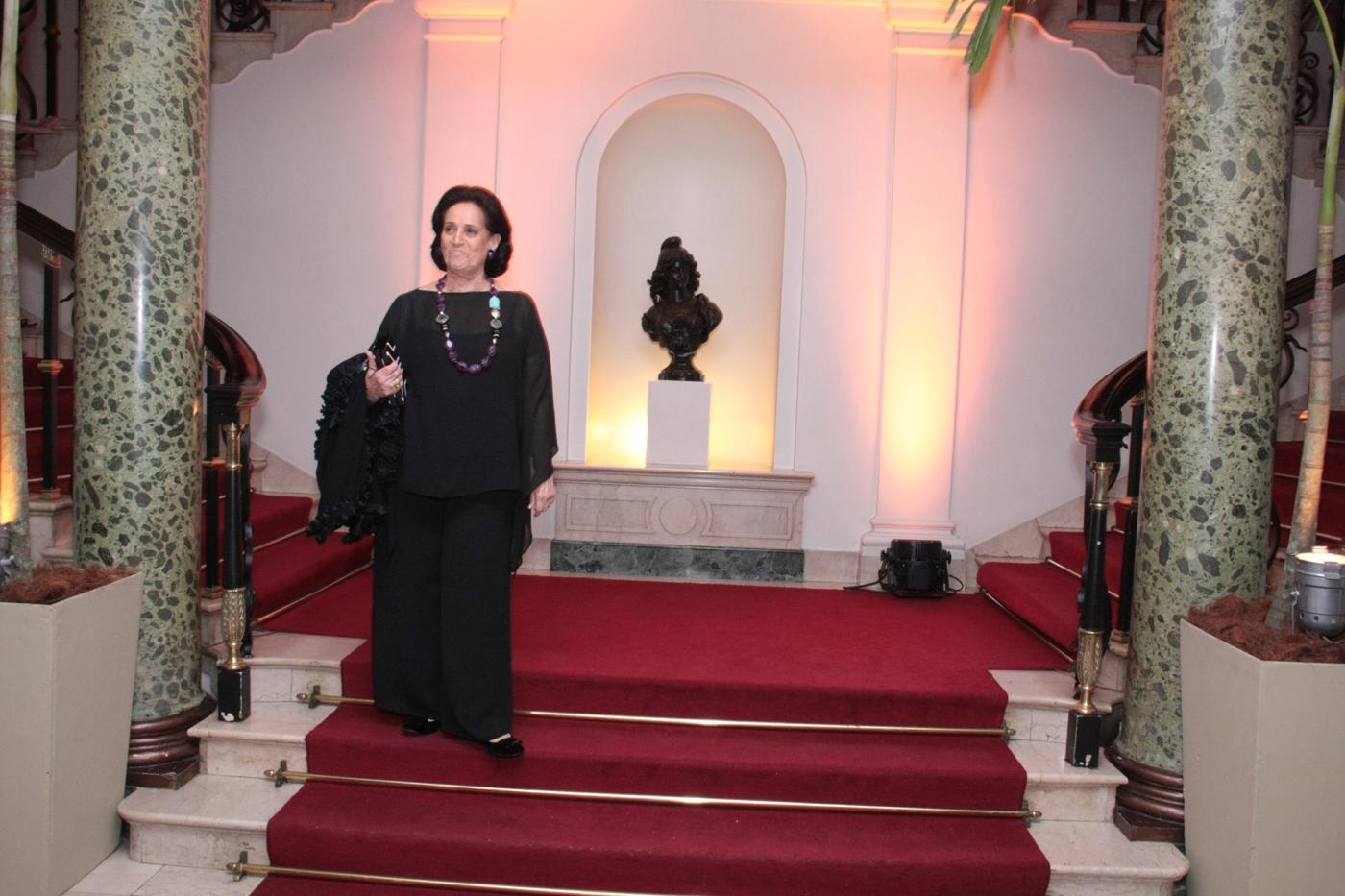 Belita Tamoyo -primeira Dama do Palácio - marcos tamoyo comprou o Palacio em sua gestão