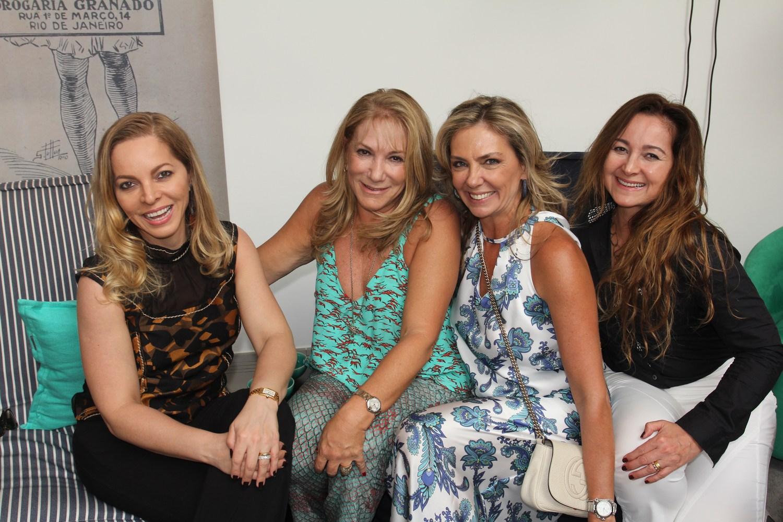 IMG_8156-Fabiola Davi, Celina Cassab, Marcia Verissimo e Alessandra Pitorelli