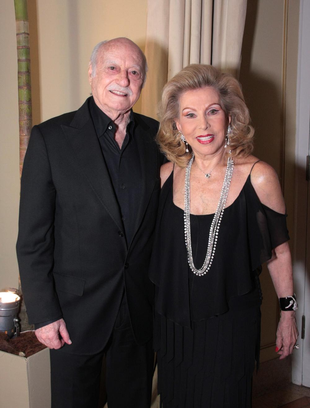 Jair e Mariza Coser