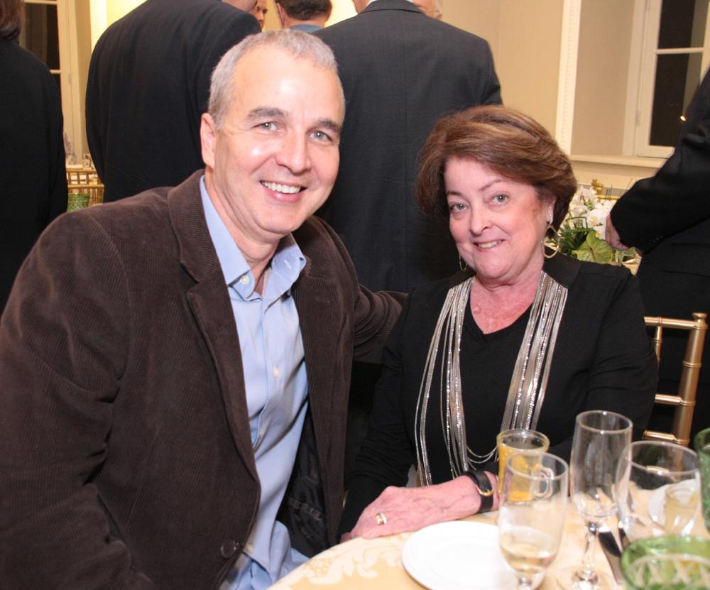 Jorge Delmas e Leticia Migani