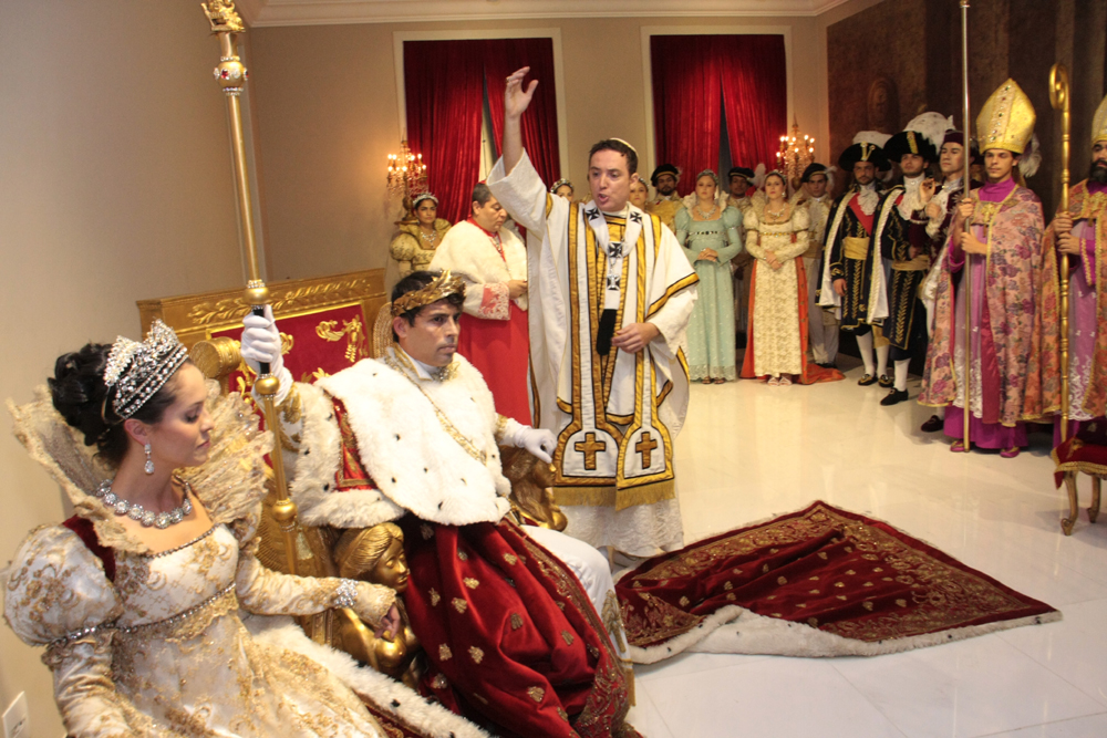 apresentação da peça de Teatro Coroação de Napoleão- (3)