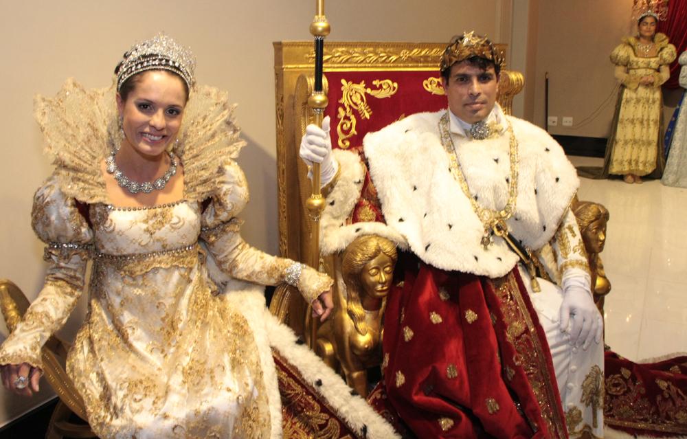 apresentação da peça de Teatro Coroação de Napoleão- (6)