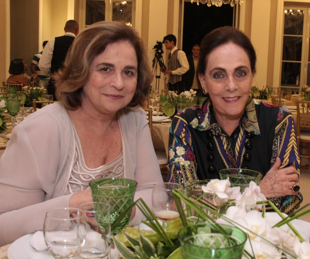 dom Hildegard Angel e Lilian Gurgulino