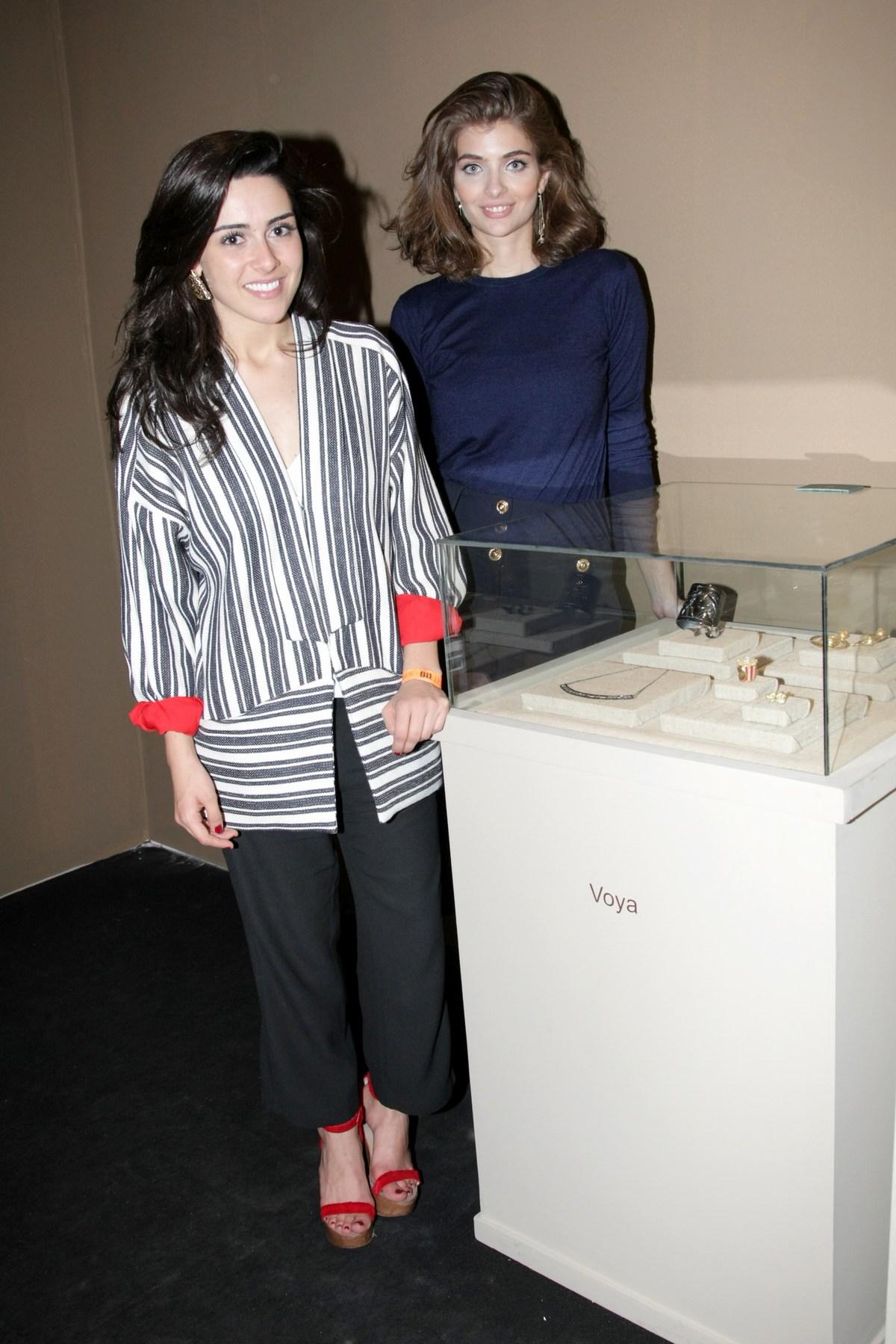 joia brasil- Camila Cunha e Maria Frering