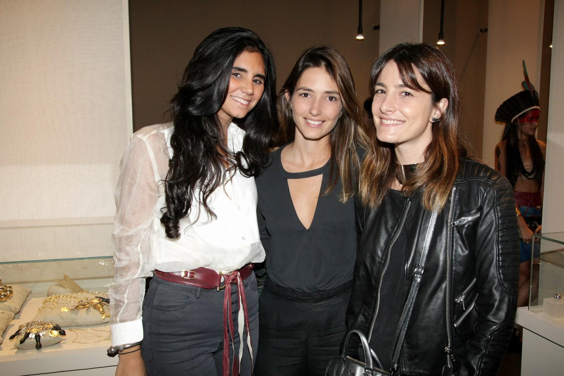 joia brasil -Philipa Fontenelle Georgia Bonisson e Bebel Sades