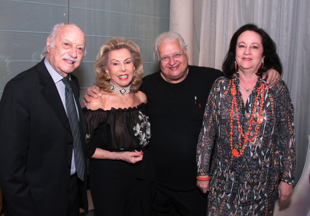 Íssima Jair e Mariza Coser, Carlos e Beth Serpa